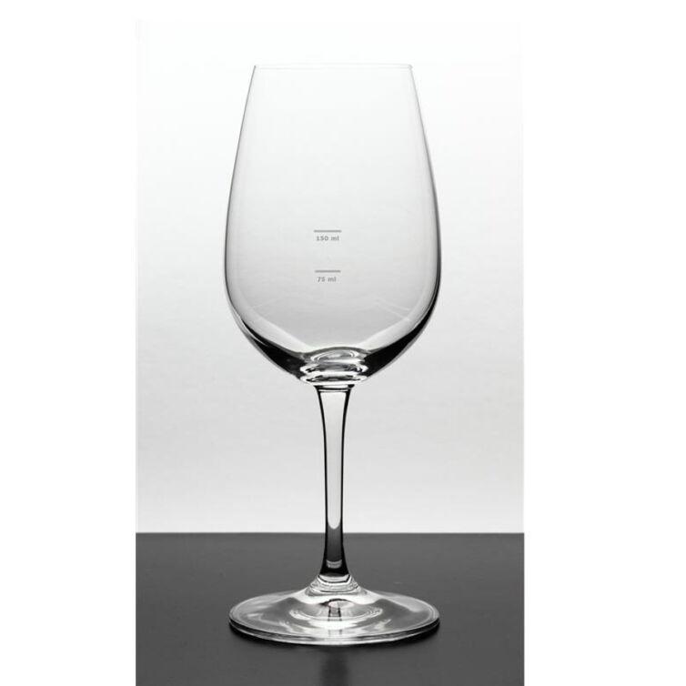 Ποτήρι Λευκών/Ερυθρών με Διαγράμμιση